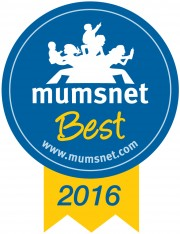 Mumsnet Best Badge 2016