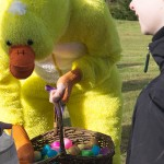 Easter at North Hayne Farm