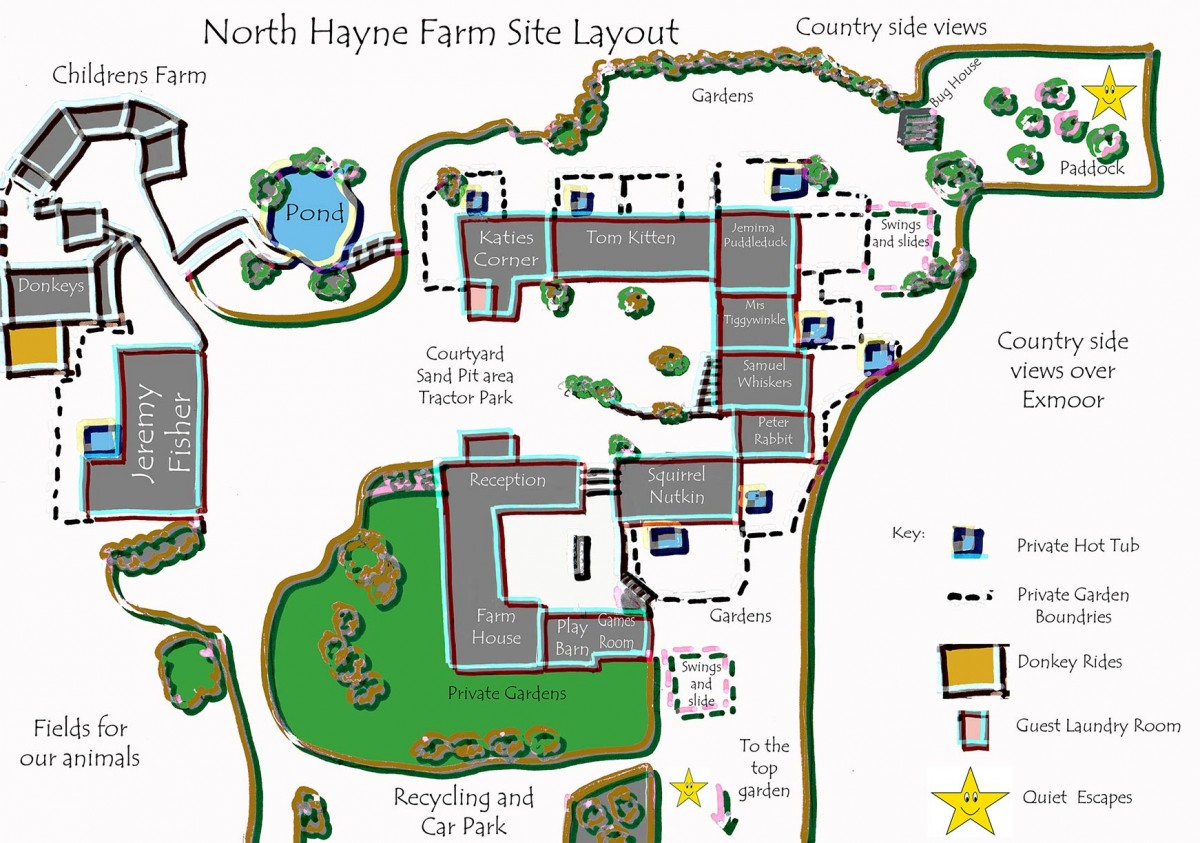 The Farm Layout