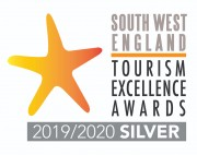 2019/2020 South West Tourism Excellence Awards - Silver for Accessible and Inclusive Award